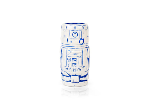 Geeki Tikis Star Wars R2-D2 Mug | Ceramic Tiki Style Cup | Holds 14 Ounces