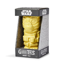 Load image into Gallery viewer, Geeki Tikis Star Wars Bossk Mug | Ceramic Tiki Style Cup | Holds 20 Ounces
