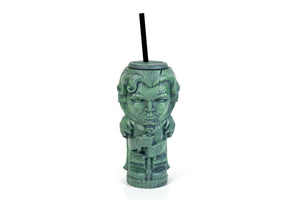 Geeki Tikis Game Of Thrones Jon Snow Tumbler | Tiki Style Cup | Holds 21 Ounces