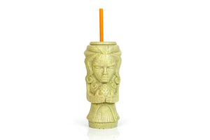 Geeki Tikis Game Of Thrones Daenerys Tumbler | Tiki Style Cup | Holds 20 Ounces