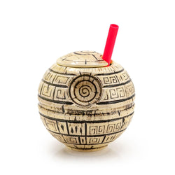 Star Wars Death Star 24oz Geeki Tikis Ceramic Mug