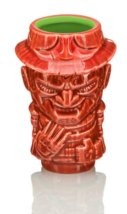 Nightmare On Elm Street Freddy Krueger 2oz Geeki Tikis Horror Mini Muglet