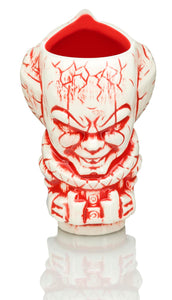 IT Pennywise 2oz Geeki Tikis Horror Mini Muglet