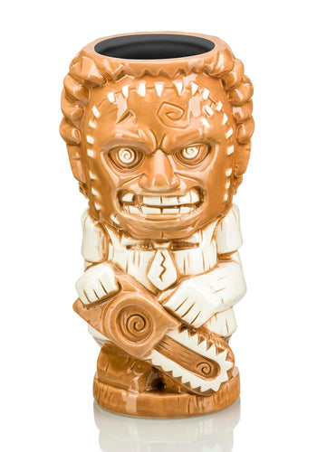 Texas Chainsaw Massacre Leatherface 26oz Geeki Tikis Ceramic Horror Mug