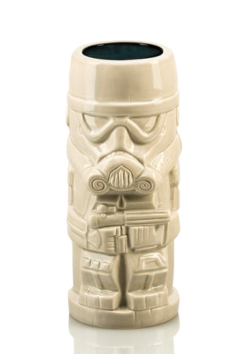 Geeki Tikis Star Wars Storm Trooper | Ceramic Tiki Style Mug | Holds 15 Ounces