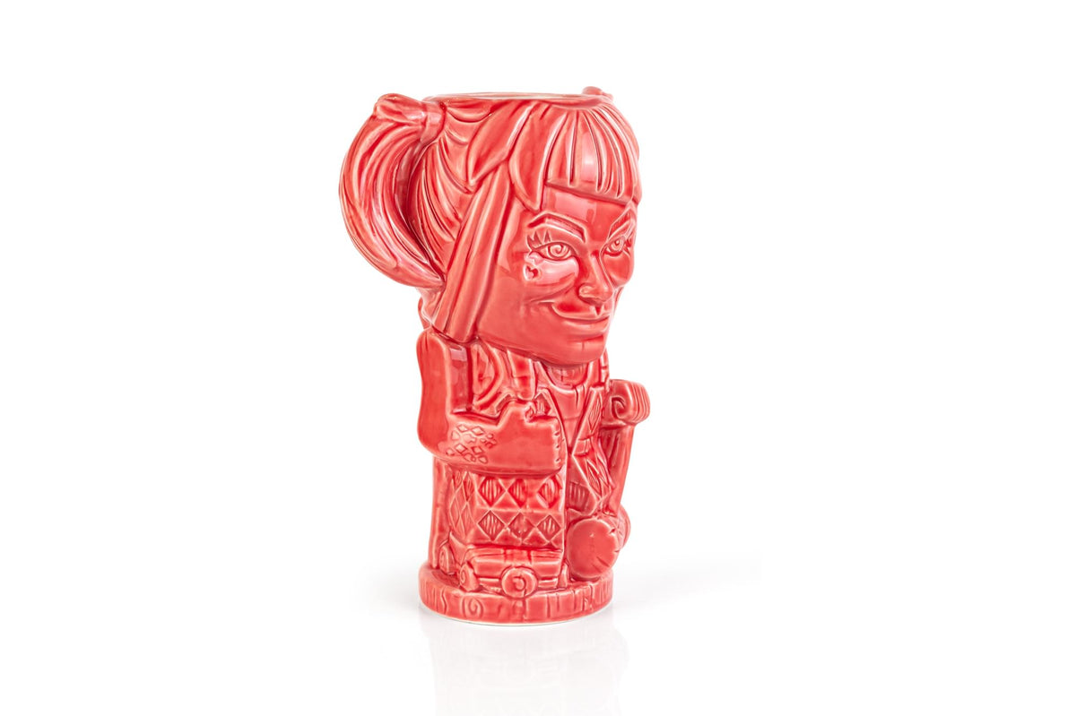 Geeki Tikis Birds Of Prey Harley Quinn Ceramic Tiki Style Mug | Holds 16 Ounces