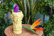 Load image into Gallery viewer, Geeki Tikis The Golden Girls Rose Ceramic Tiki Style Mug | Holds 16 Ounces