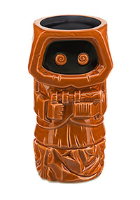 Geeki Tikis Star Wars Jawa Mug | Crafted Ceramic | Holds 14 Ounces