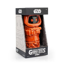 Load image into Gallery viewer, Geeki Tikis Star Wars Jawa Mug | Crafted Ceramic | Holds 14 Ounces