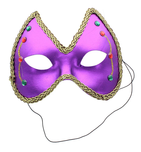 Marquee Costume Mask Purple