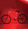 Cosmic Brightz LED Bicycle Light Accessory: Red