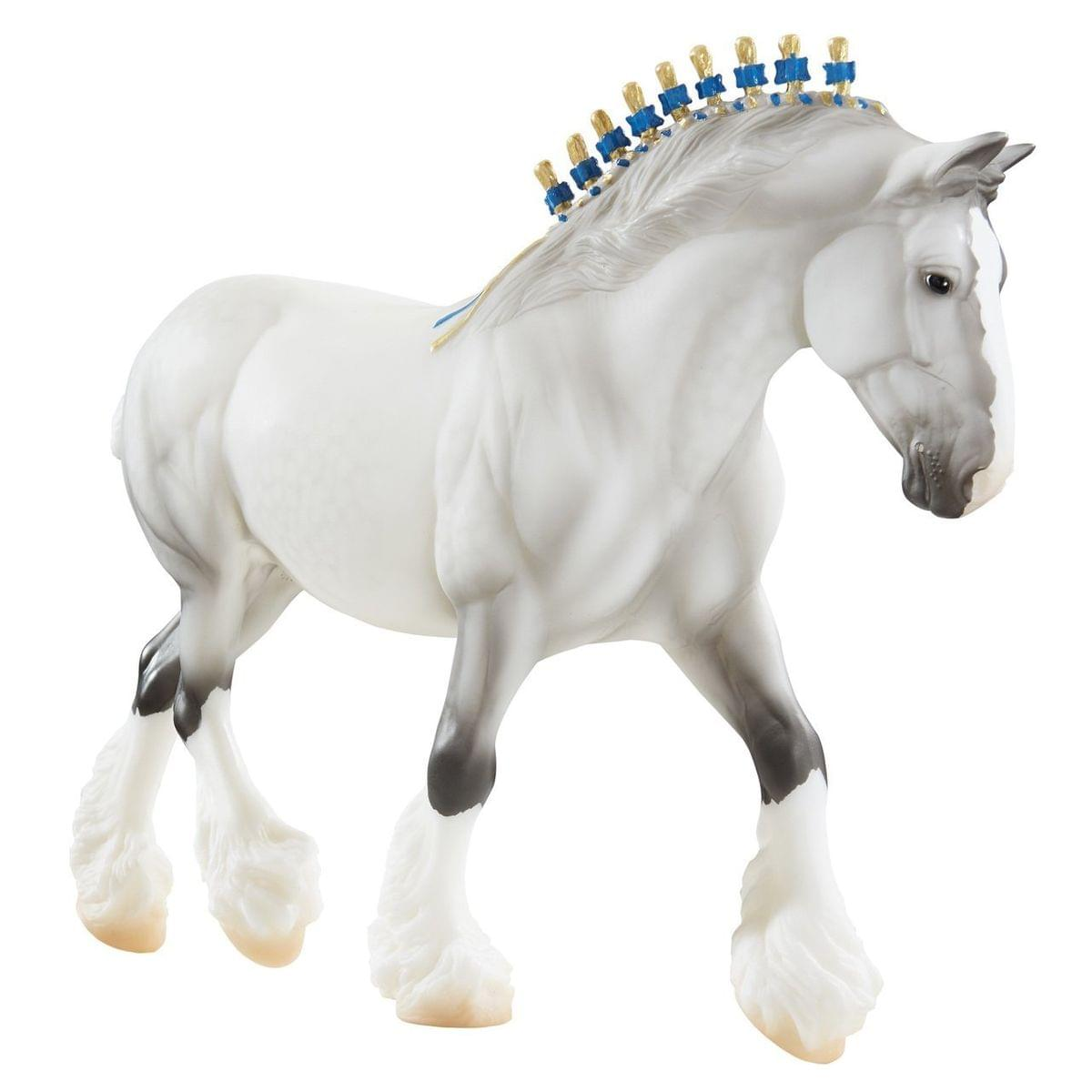 Breyer Shire Traditional Series Model Horse