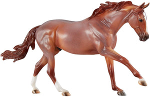 Breyer Traditional 1:9 Scale Model Horse | Peptoboonsmal | Champion Cutting Horse