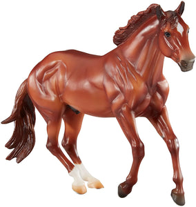 Breyer Traditional 1:9 Scale Model Horse | Checkers | Mountain Trail Champion