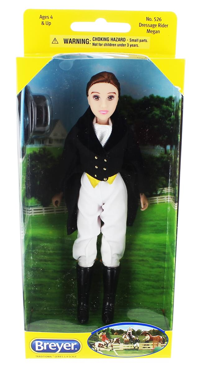 Breyer Traditional Series Dressage Rider Megan Figure