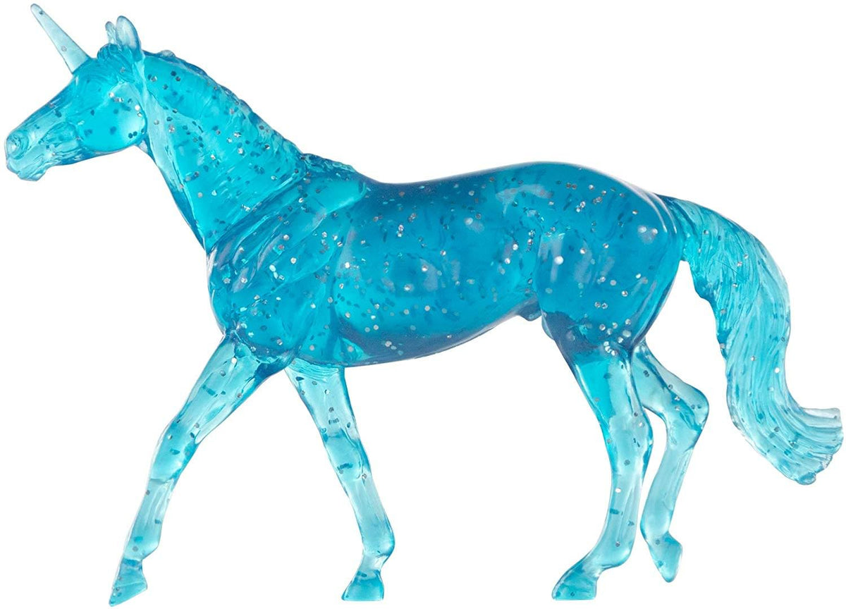 Breyer Stablemates 1:32 Scale Glitter Unicorns Gift Set of 4