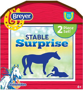 Breyer Stablemates 1:32 Scale Stable Surprise | One Random