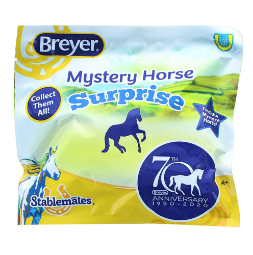 Breyer Stablemates 70th Anniversary Mystery Horse Surprise | One Random