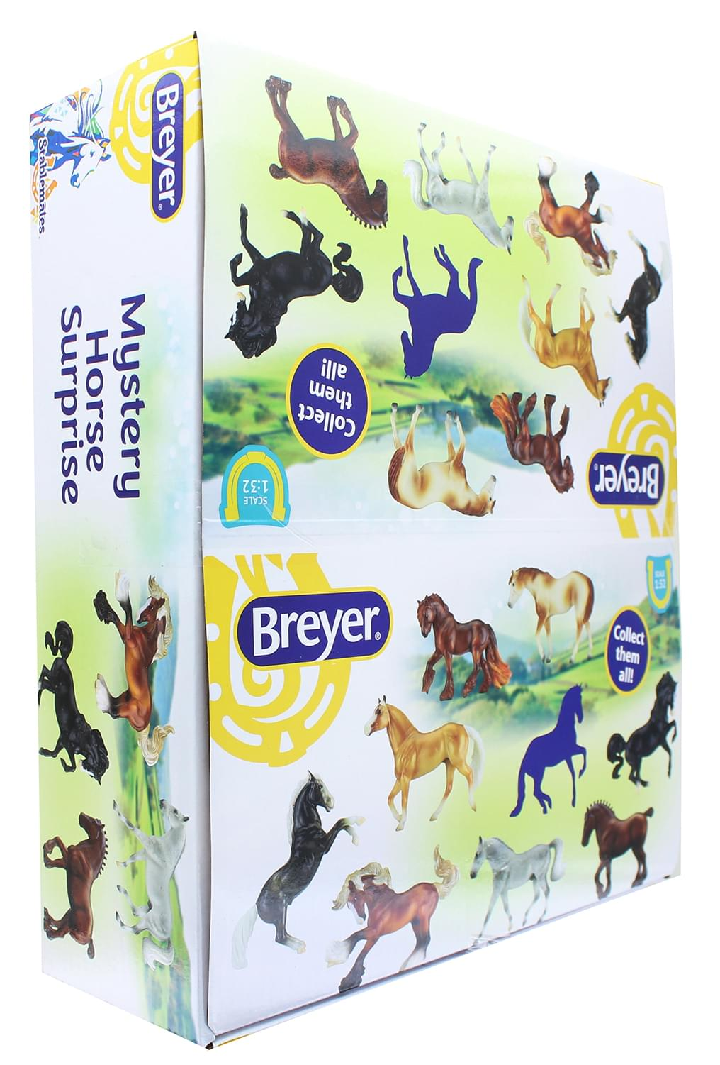 Breyer Stablemates 70th Anniversary Mystery Horse Surprise | Sealed Case of 24