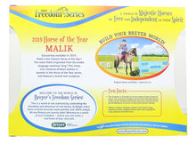 Load image into Gallery viewer, Breyer Classics 1/12 Model Horse - Malik 2019 Horse of the Year