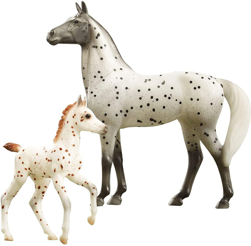 Breyer Freedom Series 1:12 Scale Model Horse Set | Spotted Wonders