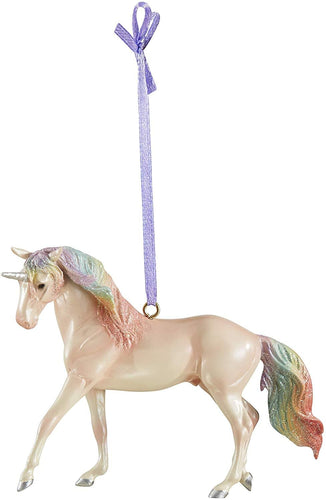 Breyer 2019 Holiday Unicorn Ornament | Majesty