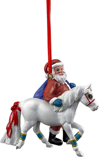 Breyer 2019 Holiday Horse Ornament | Pony for Christmas