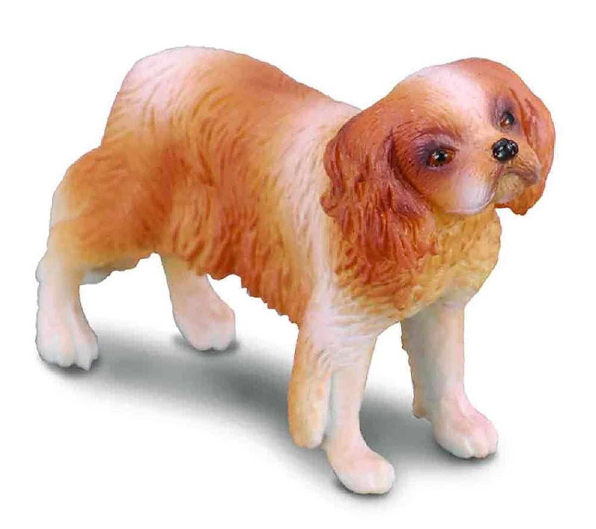 CollectA Cats & Dogs Collection Miniature Figure | Cavalier King Charles Spaniel