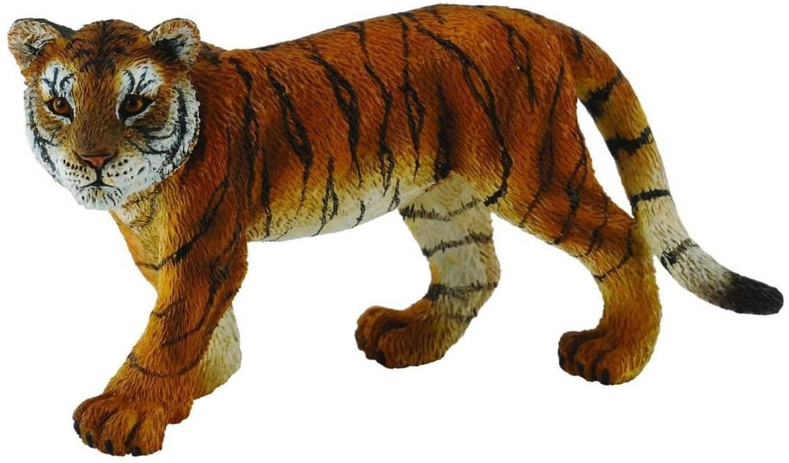 CollectA Wildlife Collection Miniature Figure | Tiger Cub