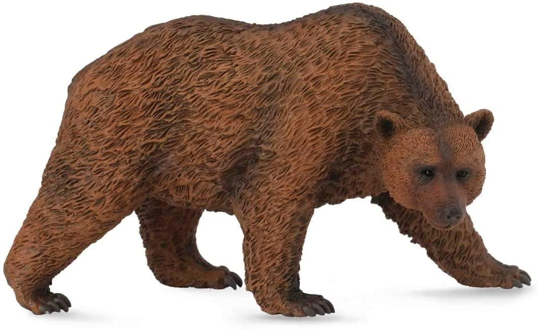 CollectA Wildlife Collection Miniature Figure | Brown Bear