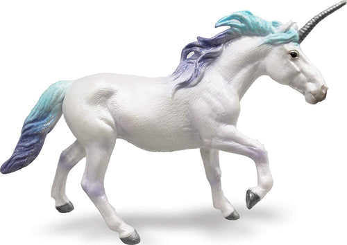 Breyer CollectA 1:18 Scale Model Horse | Unicorn Stallion Rainbow
