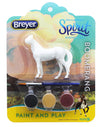 Breyer Spirit Riding Free Paint and Play Kit: Boomerang