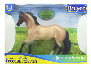 Breyer Classics 1/12 Model Horse - Bay Roan Australian Stock Horse