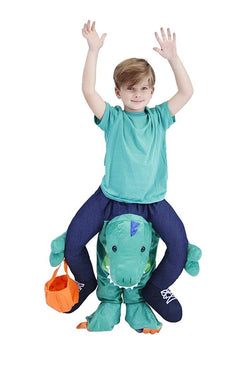 Ride On Dinosaur Youth Costume