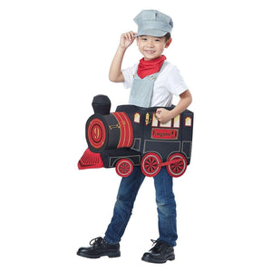 All Aboard! Train Rider Child Costume One Size Fits Most