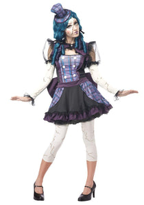 Broken Doll Adult Costume X-Small