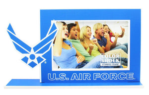 "U.S. Air Force Color Shock 4""X6"" Standee Picture Frame"