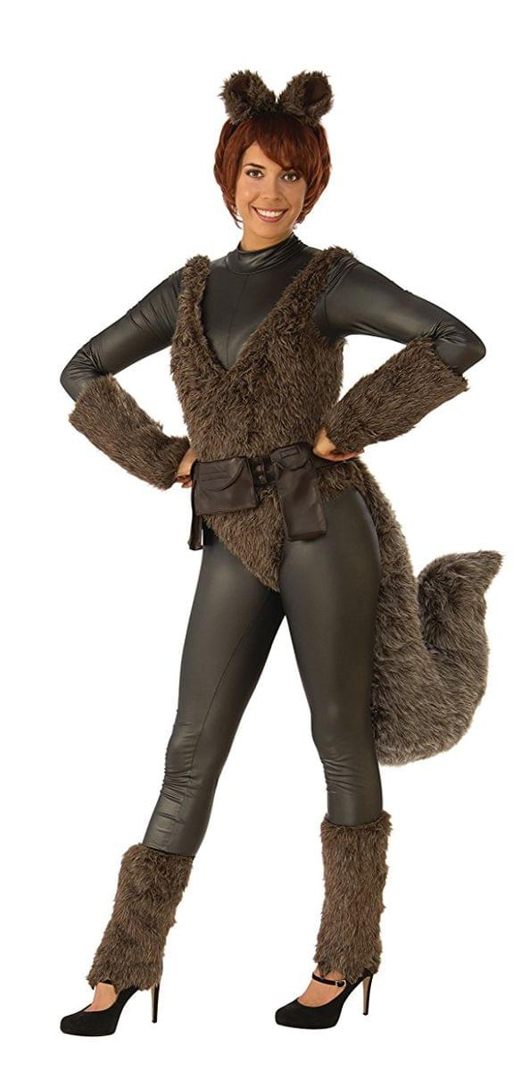 DC Comics Squirrel Girl Adult Costume