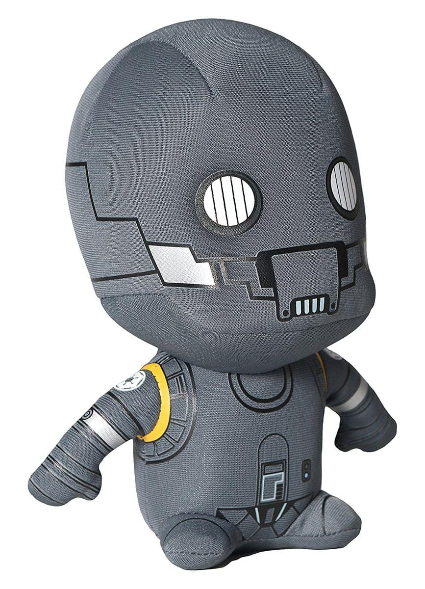 "Star Wars Rogue One K-2SO 7"" Super Deformed Plush"