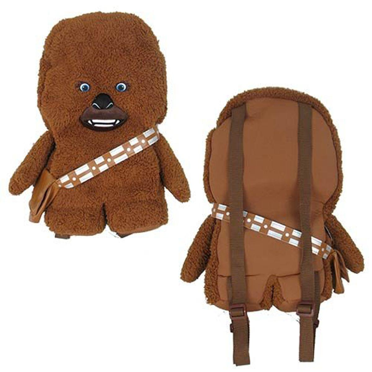 Comic Images Star Wars Chewbacca Plush Backpack