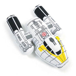 Comic Images Star Wars Y-Wing Fighter Super Deformed Plush