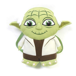 Comic Images Star Wars Yoda Backpack Pals Plush Backpack
