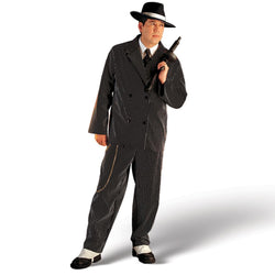 Gangster - Adult Large Costume