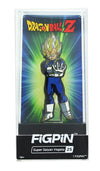 Dragon Ball Z 3-Inch Collectible Enamel FiGPiN - Super Saiyan Vegeta