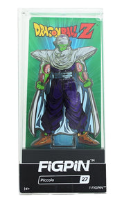 Dragon Ball Z 3-Inch Collectible Enamel FiGPiN - Piccolo