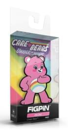 Care Bears Unlock the Magic Enamel FiGPiN Mini | Cheer Bear #M53