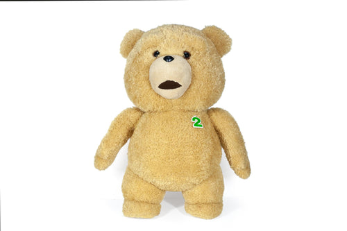 Ted 2 Talking Ted Full Size Plush Stuffed Animal *Explicit* | 24 Inches Tall