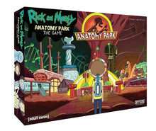 Load image into Gallery viewer, Rick and Morty Anatomy Park Card Game