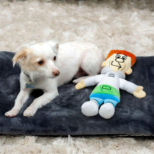 "Load image into Gallery viewer, The Jetsons George Jetson 12"" Plush Dog Toy"