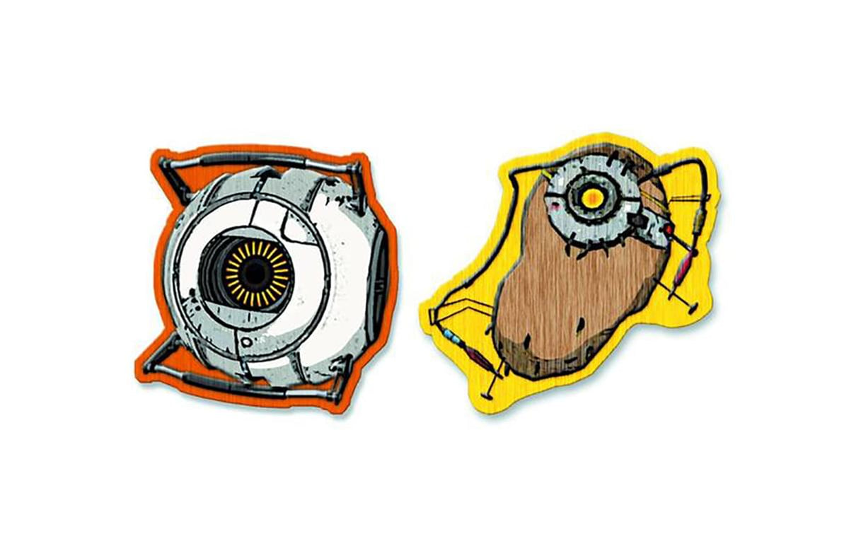 Space Core & Potados Patch Set P268